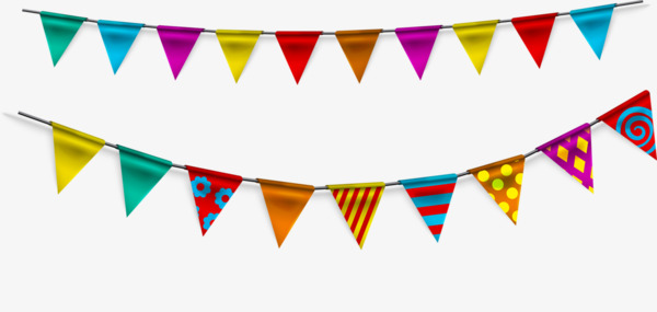 Free Pennant PNG HD - 147122