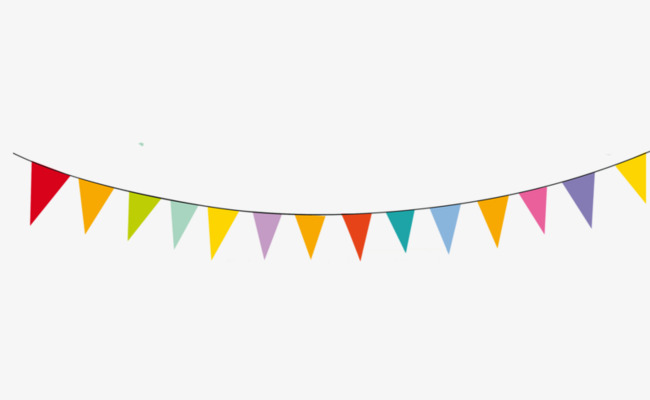 Free Pennant PNG HD - 147125