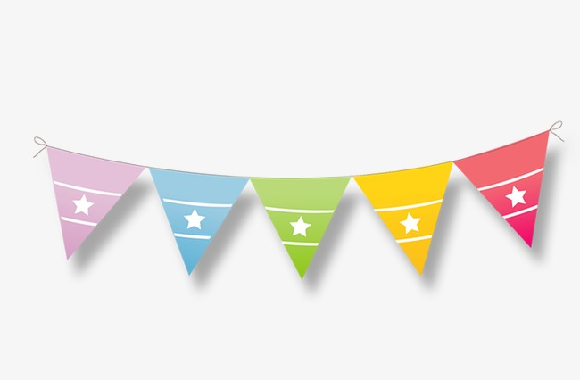 Free Pennant PNG HD - 147130