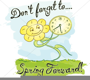 Daylight Savings Time Clipart Spring Forward Image - Free PNG Daylight Savings Time