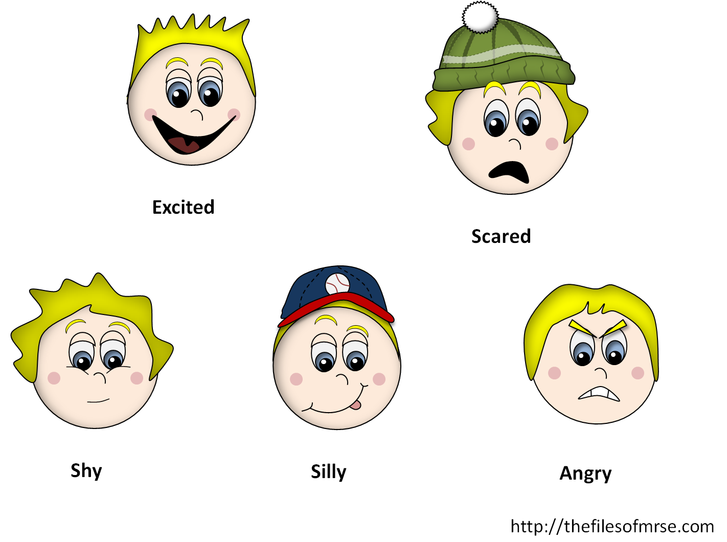 Free PNG Emotions - 64384