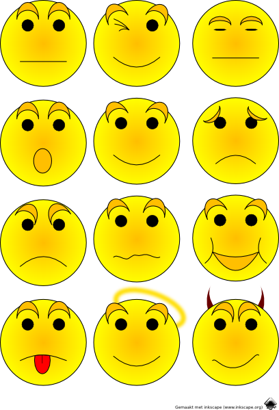 Free PNG Emotions - 64389