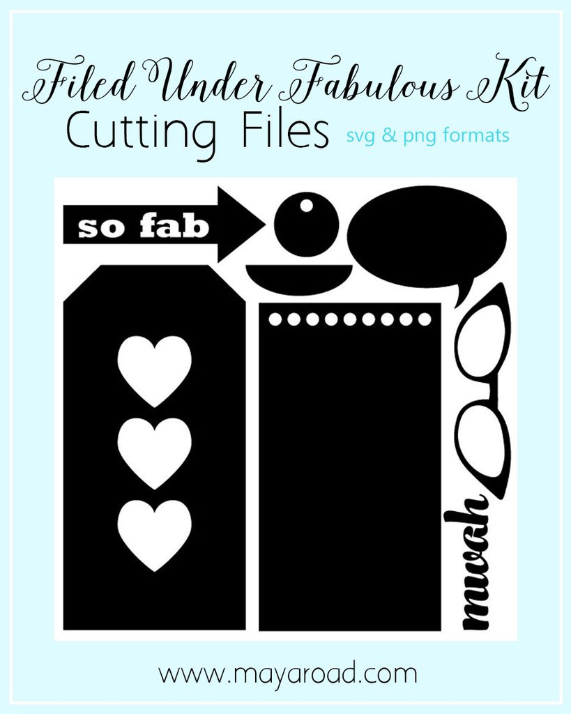 Filed Under Fabulous - SVG and PNG - FREE - Free PNG Fabulous