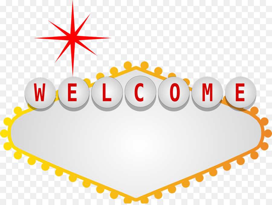 Welcome to Fabulous Las Vegas sign Free content Clip art - Welcome Dialog - Free PNG Fabulous