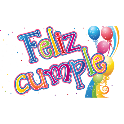 Free PNG Feliz Cumpleanos - 151686