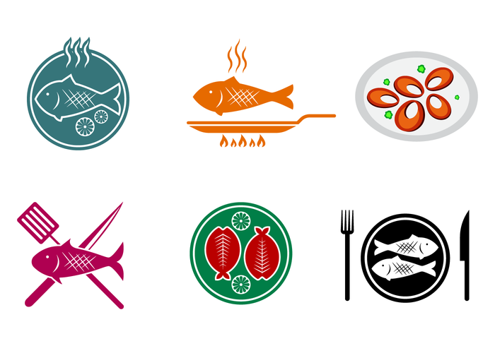 Free Fish Fry Vector - Free PNG Fish Fry