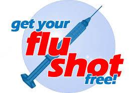 FREE FLU SHOT - Free PNG Flu Vaccine
