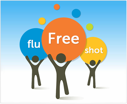 Free Flu Shots - Free PNG Flu Vaccine