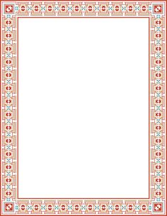 Free aztec border templates including printable border paper and clip art  versions. File formats include GIF, JPG, PDF, and PNG. Vector images are  also PlusPng.com  - Free PNG Frames And Page Borders