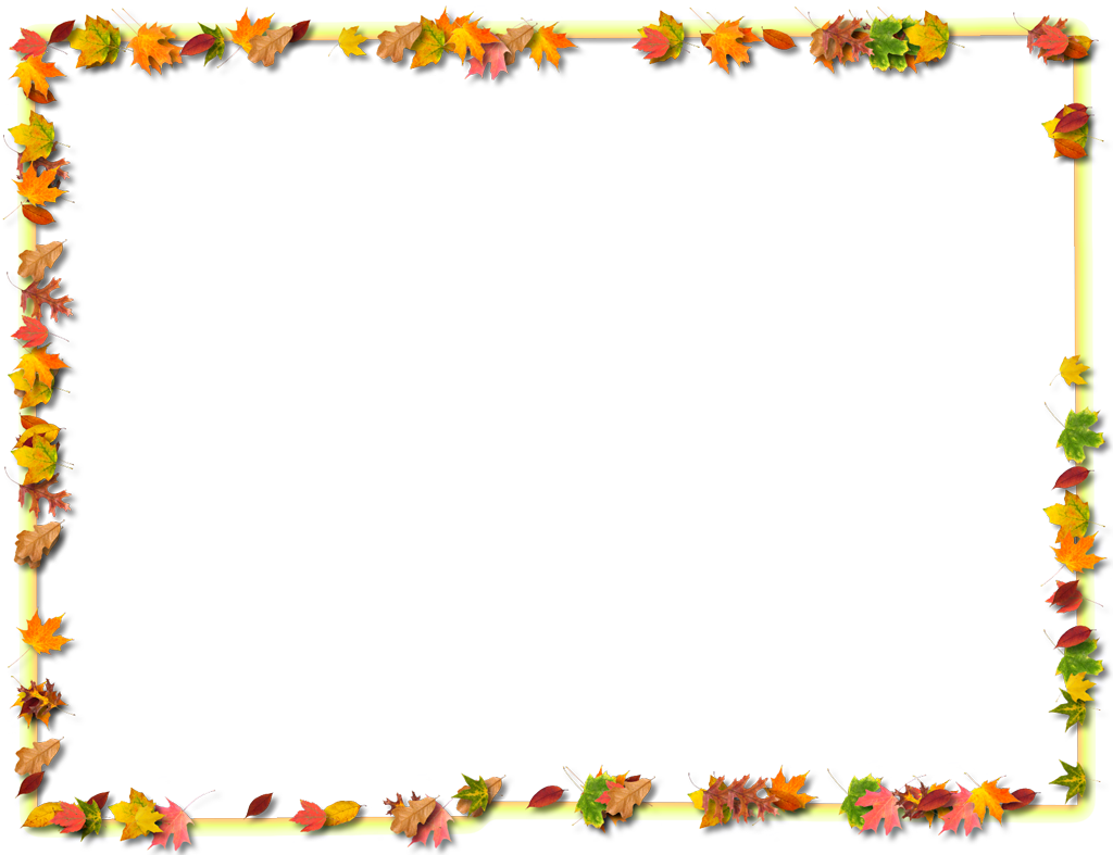 Free PNG Frames And Page Borders Transparent Frames And