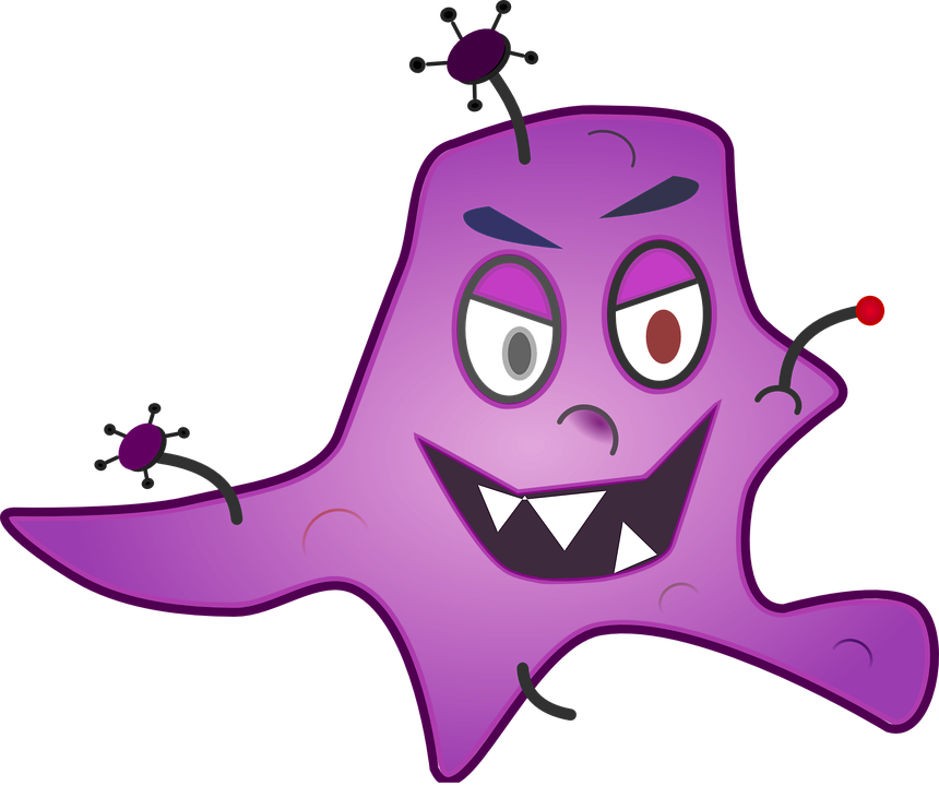 Free PNG Germs - 67424