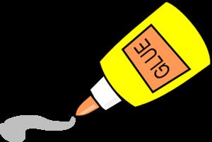 Glue Clip Art - Free PNG Glue