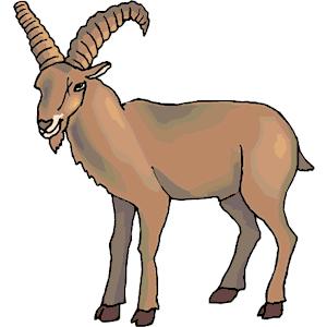 Free PNG Goat - 53101