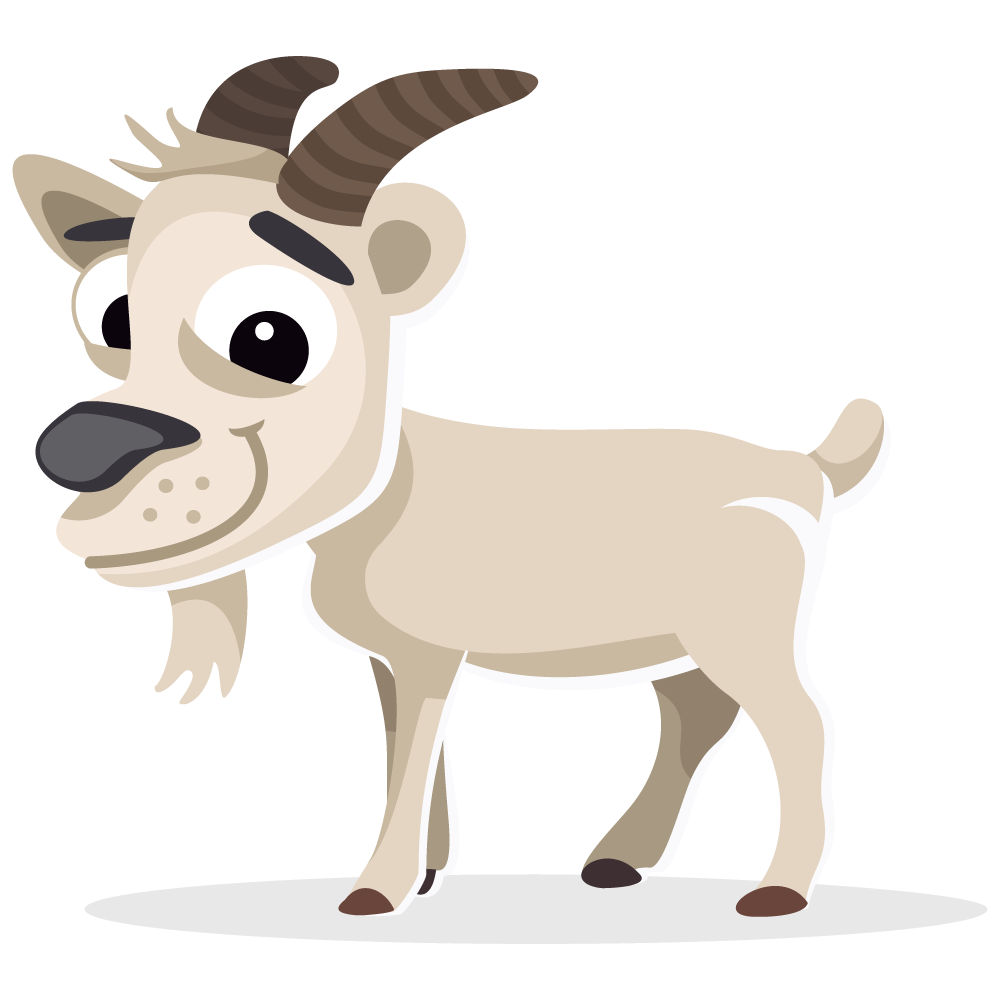 Free PNG Goat - 53093