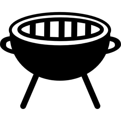 Barbecue grill free icon - Free PNG Grill
