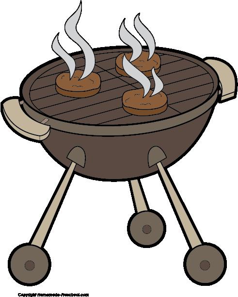 Grill cliparts