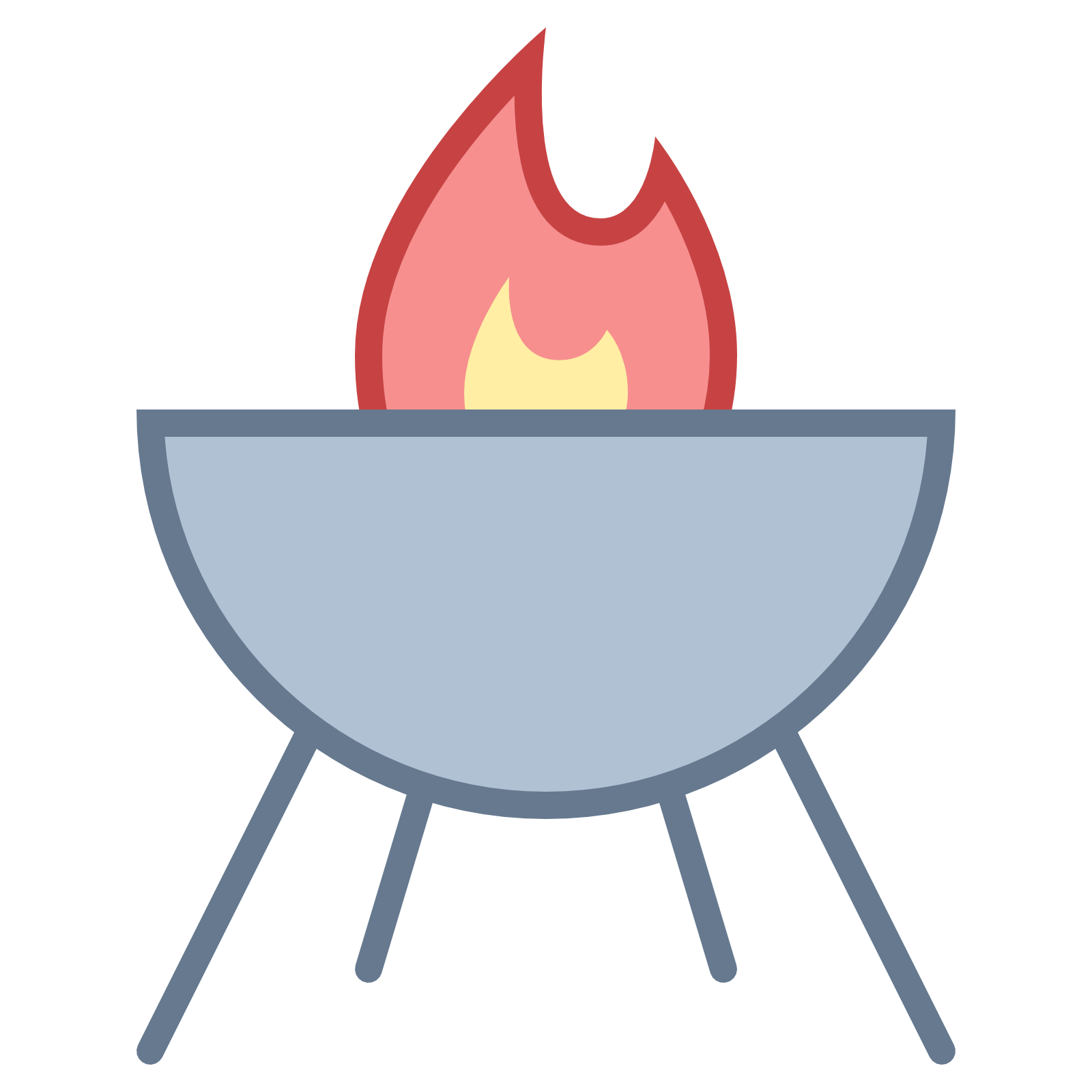 Grill icon - Free PNG Grill