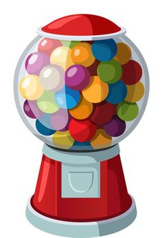 Яндекс.Фотки - Free PNG Gumball Machine