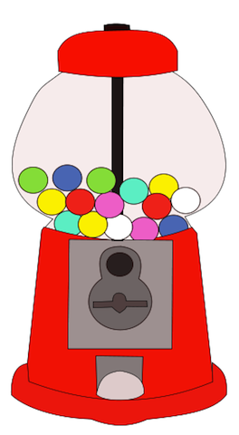 Download : gumball machine svg - Free PNG Gumball Machine