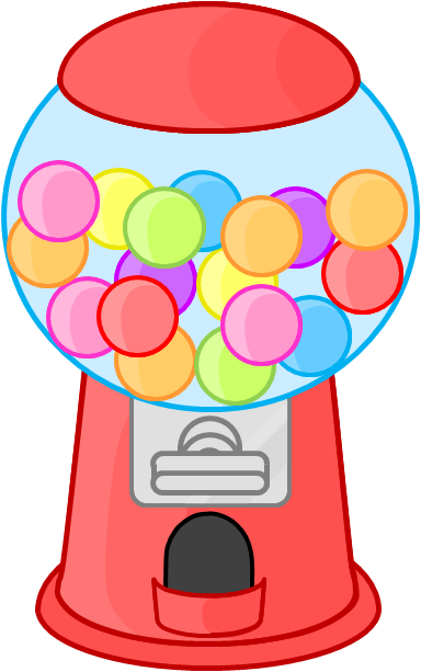 . PlusPng.com the gumball machine by cutycandy27 on deviantart gumball clip art PlusPng.com  - Free PNG Gumball Machine