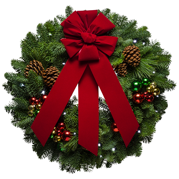 Christmas Wreath PNG Free Download - Free PNG HD Christmas Wreath