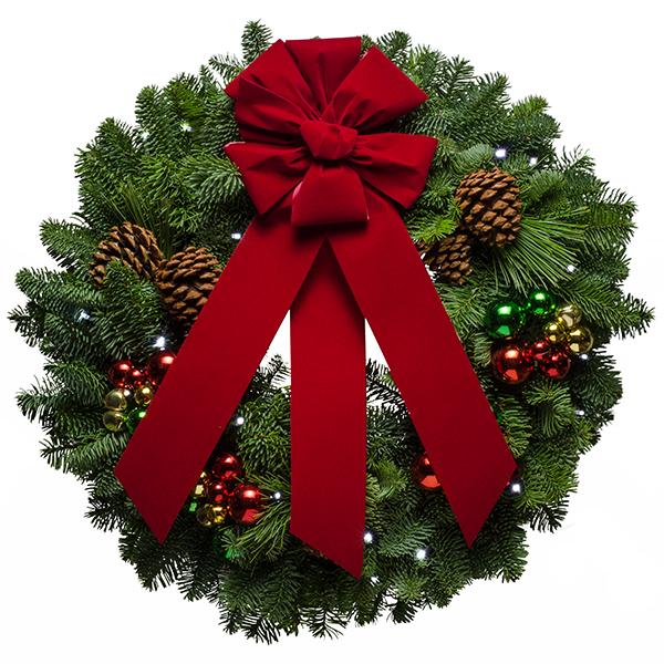 Xmas Stuff For Christmas Wrea