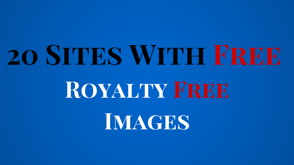 free copyright images for commercial use