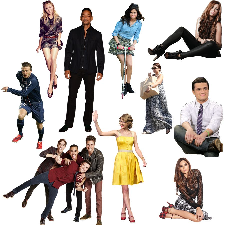10 Celebrity PNG Images (Free Cutout People) for Architecture, Landscape,  Interior Renderings (Part - Free PNG HD Images Of People