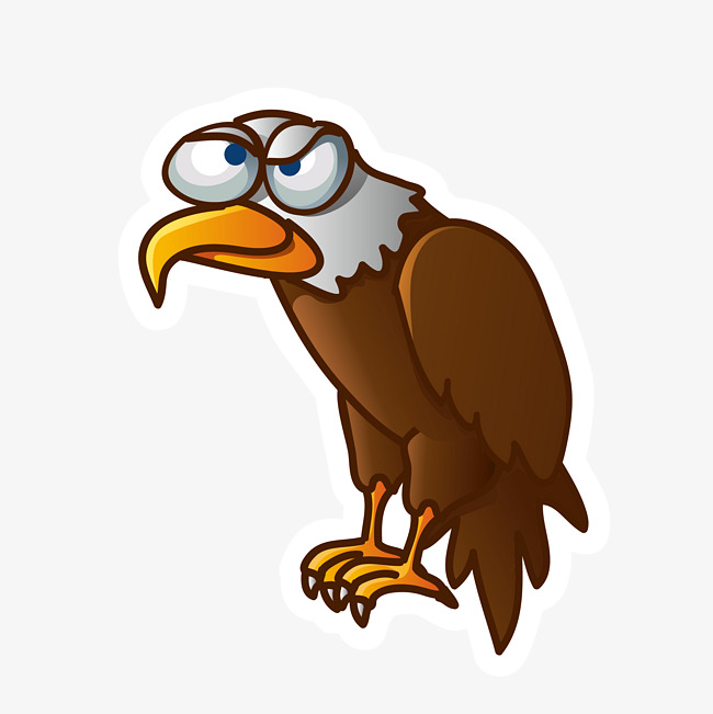 Vector cartoon eagles, Cartoon Eagles, Cartoon Eagles Stickers, Cartoon  Eagle Sticker Png Free - Free PNG HD Of Eagles