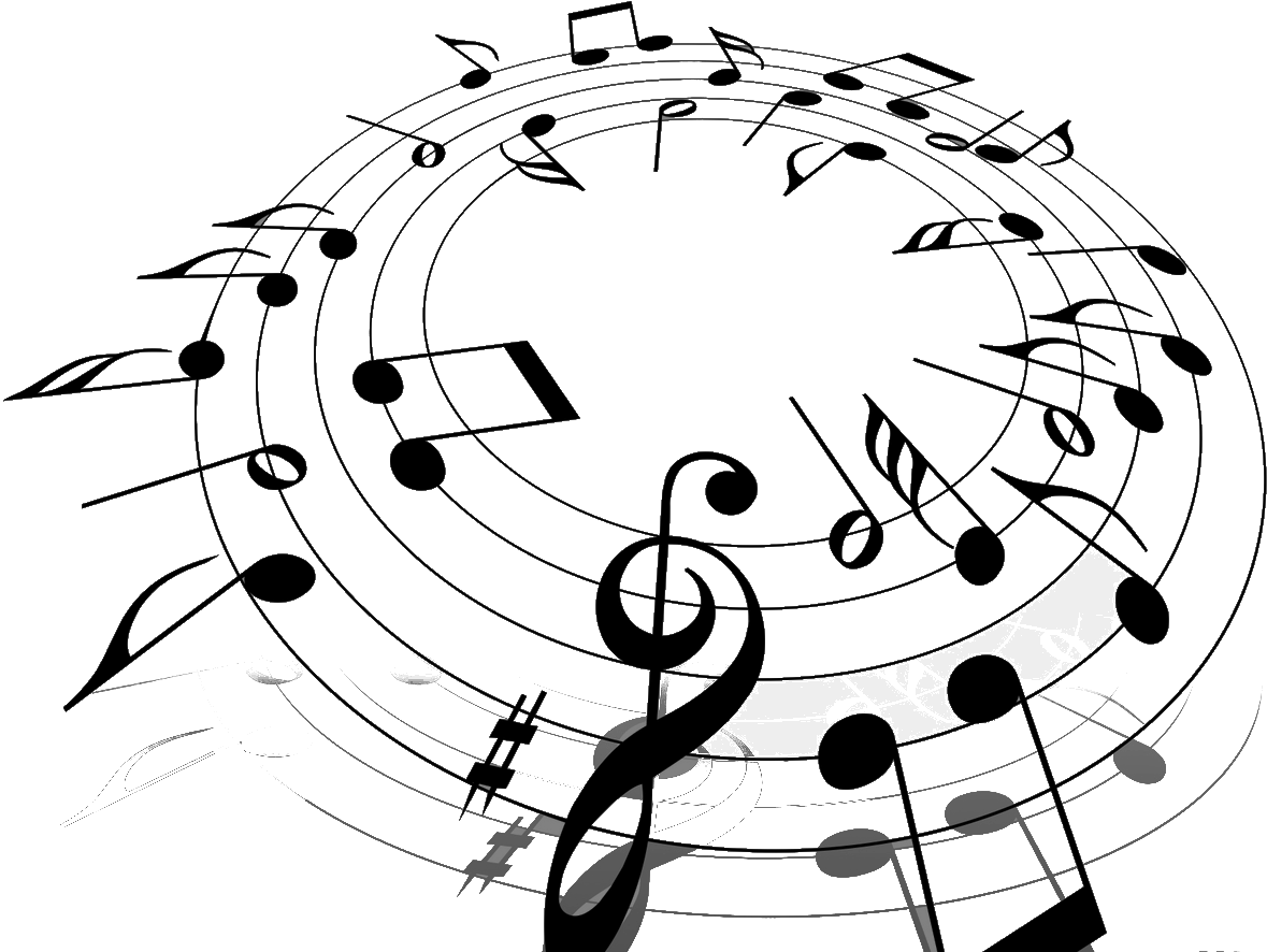 Free High Resolution Graphics And Clip Art: Music Notes Png .. - Free PNG HD Of Music Notes