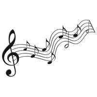 Musical Notes Free Png Image PNG Image - Free PNG HD Of Music Notes