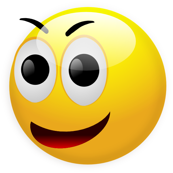 3D clipart smiley face #1 - Free PNG HD Smiley Face Thumbs Up
