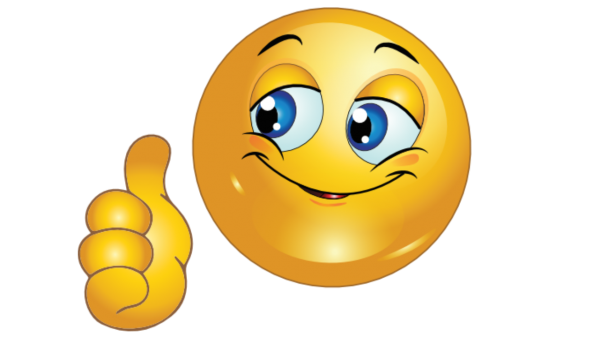 smile Face with Thumbs up Vector - Weeklyimage Free Download HD - Free PNG HD Smiley Face Thumbs Up