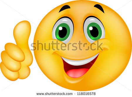 Free PNG HD Smiley Face Thumbs Up - 123392