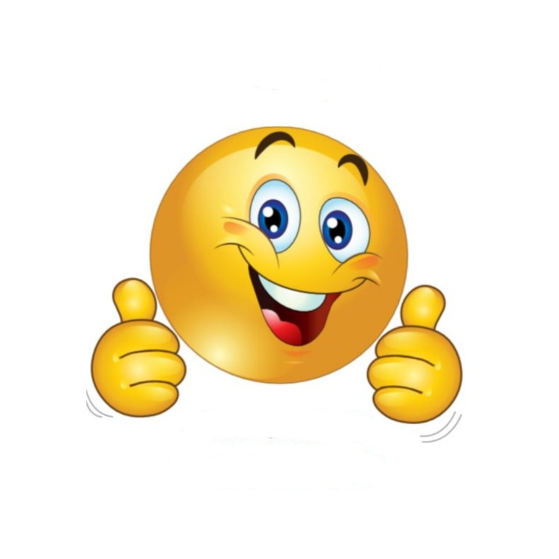 Free PNG HD Smiley Face Thumbs Up - 123386