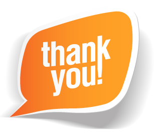 Free PNG HD Thank You - 120916