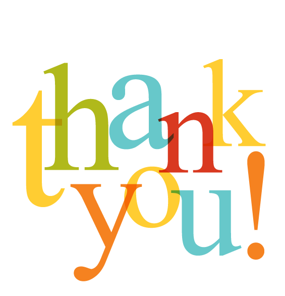 Free PNG HD Thank You - 120906