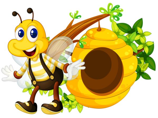 abeilles,png - Free PNG Honey Bee