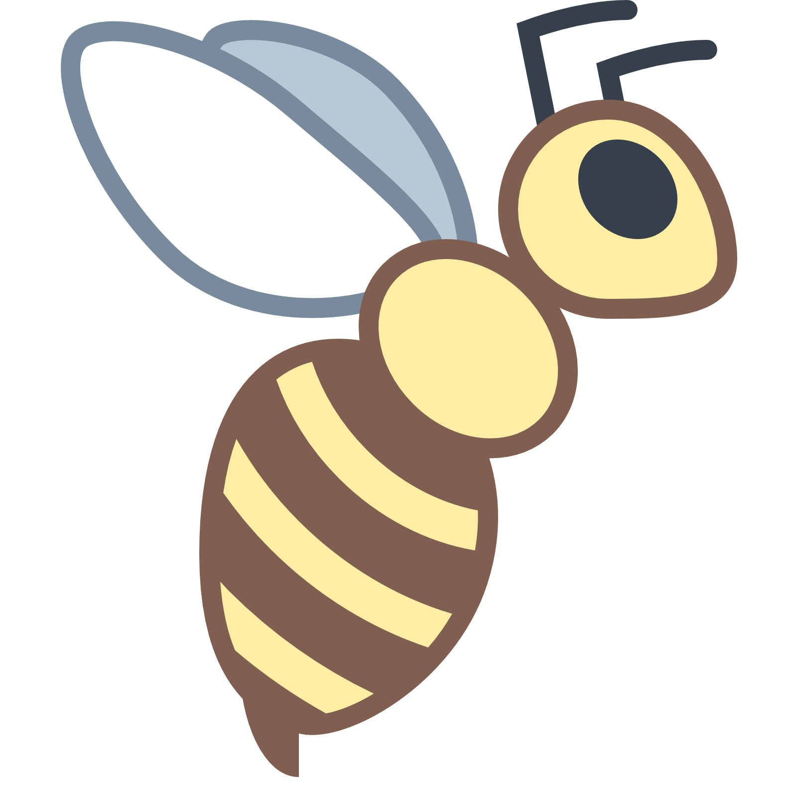 Bee icon - Free PNG Honey Bee