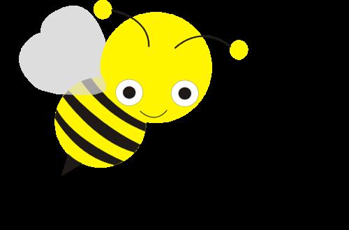 Free PNG Honey Bee - 47264