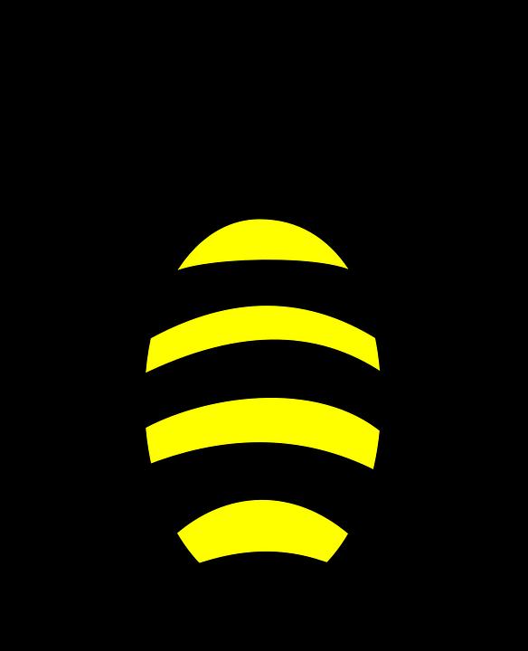 Free PNG Honey Bee - 47273