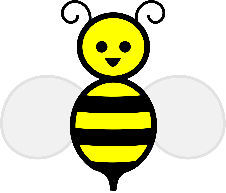 How to set Use Honey Bee SVG vector (Vector PlusPng.com  - Free PNG Honey Bee