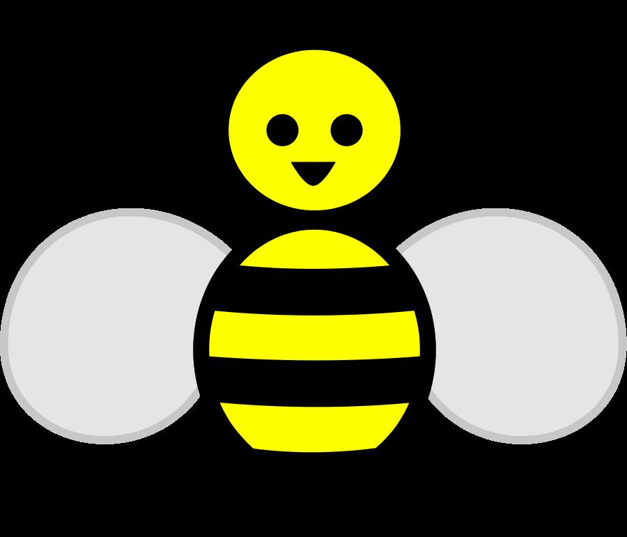 Free PNG Honey Bee - 47276