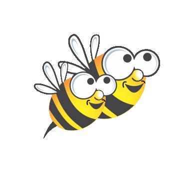Free PNG Honey Bee - 47266