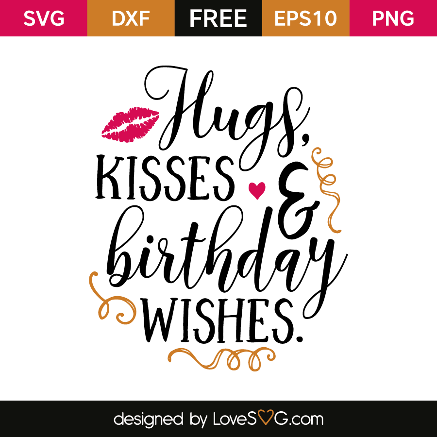 Free PNG Hugs And Kisses - 50772