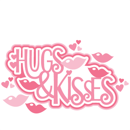 Hug kisses