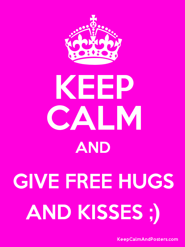 Free PNG Hugs And Kisses - 50786