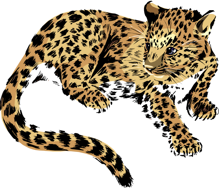 Free jaguar clipart 3 - Free PNG Jaguar