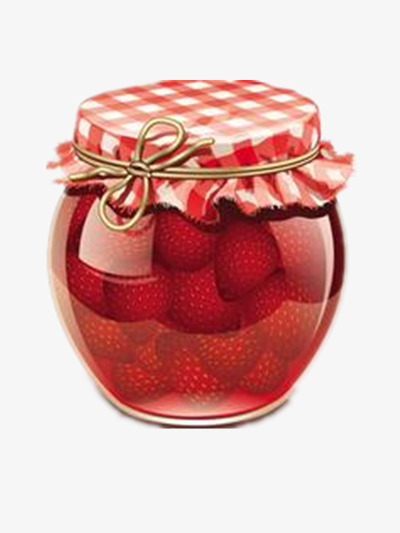 Strawberry jam Free PNG and PSD - Free PNG Jam