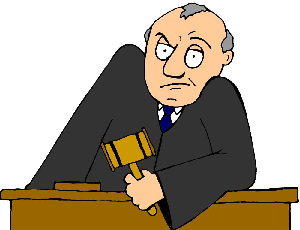 Free PNG Judge - 68608